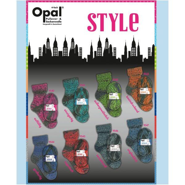 Opal Style