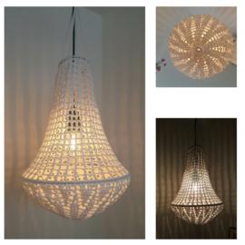 Virkade lampor